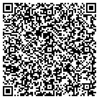 QR-код с контактной информацией организации «Мать и дитя»