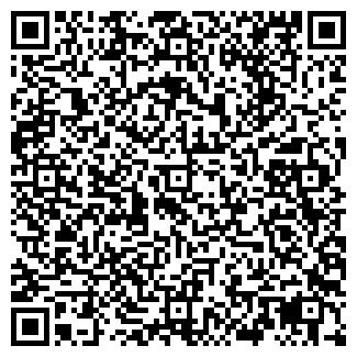 QR-код с контактной информацией организации BANANA-MAMA