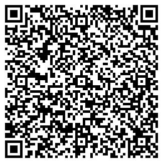 QR-код с контактной информацией организации BLUE SEVEN ООО