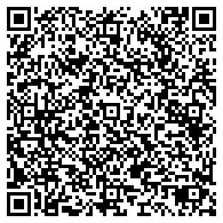 QR-код с контактной информацией организации ДЕКОР САЛОН
