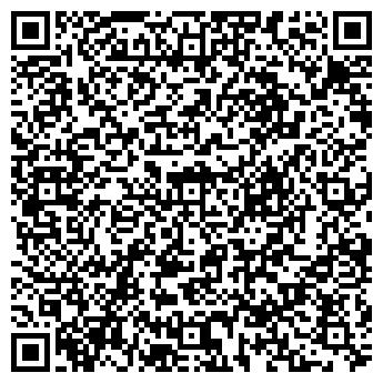 QR-код с контактной информацией организации ТКАНИ (ИП КАШАПОВА М. А)