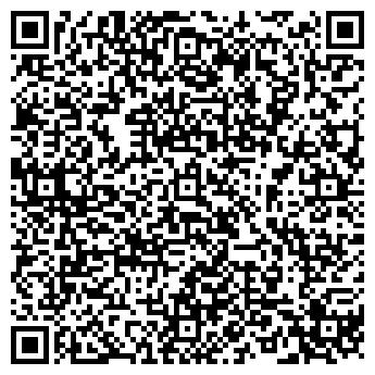 QR-код с контактной информацией организации ХОЗТОВАРЫ МАГАЗИН ООО