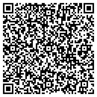 QR-код с контактной информацией организации НОВЫЕ ДВЕРИ