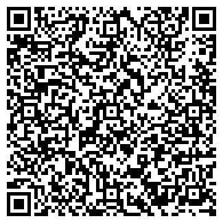 QR-код с контактной информацией организации РЕСУРС ООО