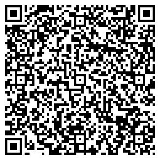 QR-код с контактной информацией организации РЕЙТИНГ ООО