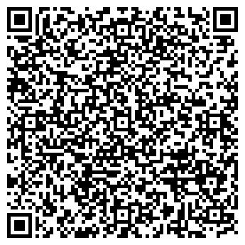 QR-код с контактной информацией организации КИРОВСКИЙ РЫНОК МУП