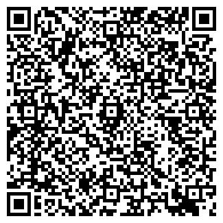 QR-код с контактной информацией организации ООО КАБУЛ ТД