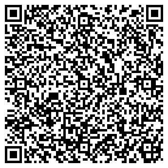 QR-код с контактной информацией организации НОВЫЕ ОКНА В УФЕ ЗАО