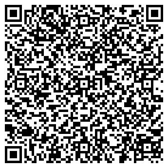 QR-код с контактной информацией организации ПАЛЬМА-ТУР