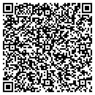 QR-код с контактной информацией организации ООО АККОРДИНВЕСТ