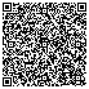 QR-код с контактной информацией организации КАДРОВОЕ АГЕНТСТВО 555