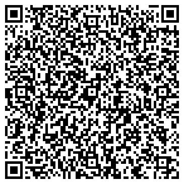 QR-код с контактной информацией организации МЕЖДУНАРОДНАЯ КАДРОВАЯ СЛУЖБА IPS