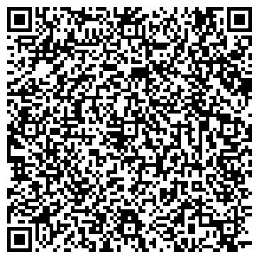 QR-код с контактной информацией организации ЦЕНТР ЗАНЯТОСТИ НАСЕЛЕНИЯ ДЕМСКОГО Р-НА