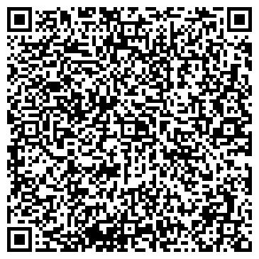 QR-код с контактной информацией организации ЕВРЕЙСКИЙ НАЦИОНАЛЬНО-КУЛЬТУРНЫЙ ЦЕНТР КОХАВ РБ
