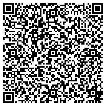 QR-код с контактной информацией организации E-DANCE STUDIO