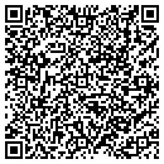 QR-код с контактной информацией организации МЕДИЦИНА АО
