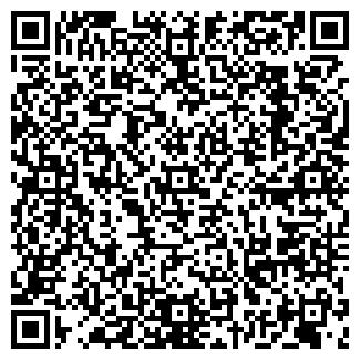 QR-код с контактной информацией организации ЕВРО ФУД