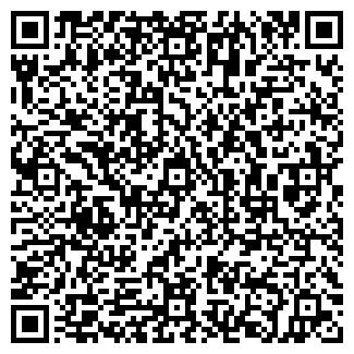 QR-код с контактной информацией организации ПОЛИКОР ООО