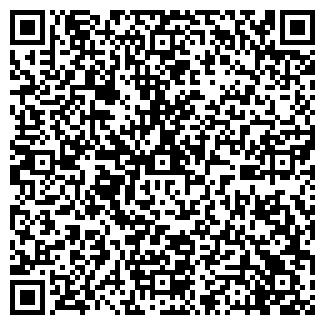 QR-код с контактной информацией организации СЕВЕР ОАО