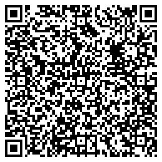 QR-код с контактной информацией организации EURO FOOD ООО