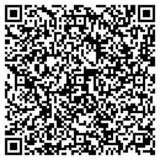 QR-код с контактной информацией организации ТАБЫШ ООО