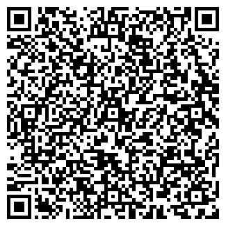 QR-код с контактной информацией организации КУТУЕВСКАЯ СОШ