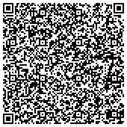 QR-код с контактной информацией организации Государственная жилищная инспекция Самарской области  Южное управление жилищного надзора
