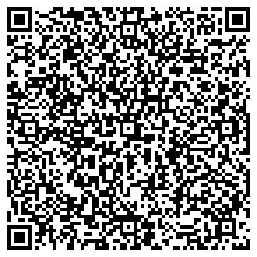 QR-код с контактной информацией организации ВИП-АЗИЯ ЦЕНТР САЛОН КРАСОТЫ ЧП АХМЕТОВ