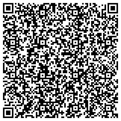 QR-код с контактной информацией организации АО АО «Ростехинвентаризация - Федеральное БТИ»