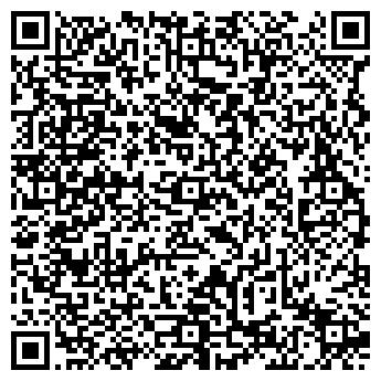 QR-код с контактной информацией организации МЕРКУРИЙ РПТК ЗАО