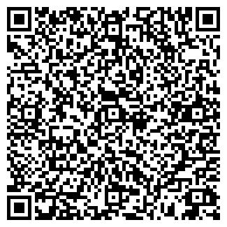 QR-код с контактной информацией организации ЗАО ПОЛЮС