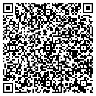 QR-код с контактной информацией организации ТЭКО ООО