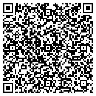 QR-код с контактной информацией организации ЗООСЕРВИС
