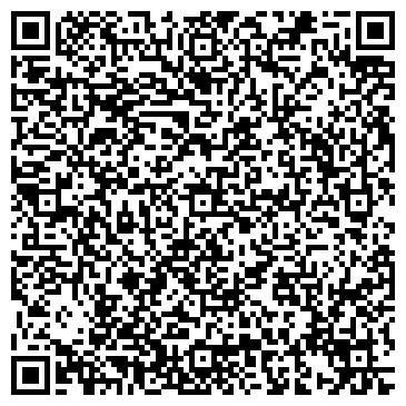 QR-код с контактной информацией организации ПОВОЛЖСКИЙ ЦЕНТР ФЛОРИСТИКИ