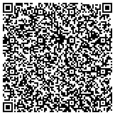 QR-код с контактной информацией организации ЦЕНТРАЛЬНАЯ БАЗА МАТЕРИАЛЬНО-ТЕХНИЧЕСКОГО И ВОЕННОГО СНАБЖЕНИЯ УИН МИНЮСТА РС ПО ЧР