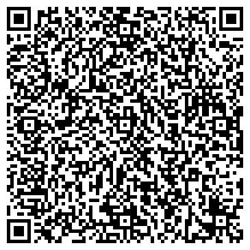 QR-код с контактной информацией организации РОСГОССТРАХ-ЧУВАШИЯ ДСОАО МОСКОВСКОГО РАЙОНА