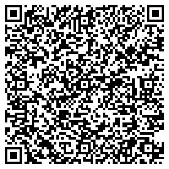 QR-код с контактной информацией организации ПЛАНЕТА СПОРТА МАГАЗИН