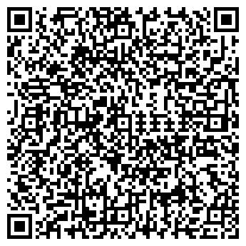 QR-код с контактной информацией организации № 129 ДУБРАВУШКА