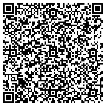 QR-код с контактной информацией организации МУ ДЕТСКИЙ САД N 168