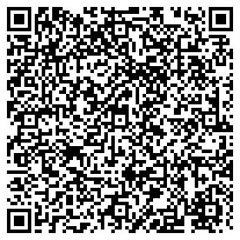 QR-код с контактной информацией организации СРЕДНЯЯ ШКОЛА N 55, ГОУ
