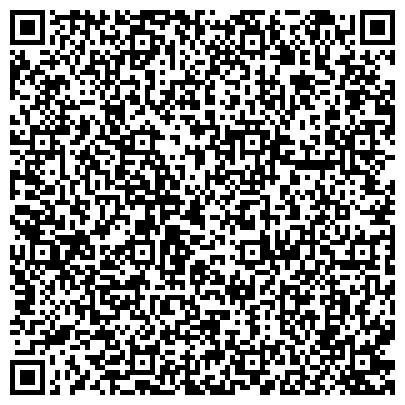 QR-код с контактной информацией организации ГОУ ЧЕБОКСАРСКАЯ ХУДОЖЕСТВЕННАЯ ШКОЛА N 6 ИМЕНИ АКЦИНОВЫХ