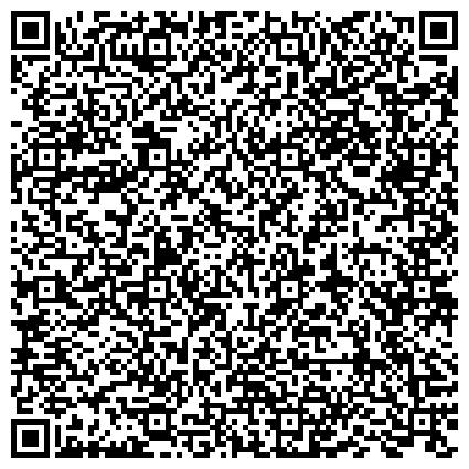 QR-код с контактной информацией организации Учебный центр «НИВА» Министерства сельского хозяйства Чувашской Республики