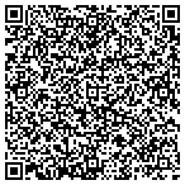 QR-код с контактной информацией организации АК-ЖАЙЫК ГОСТИНИЦА ТЕХНЭ ХОТЕЛ ТОО