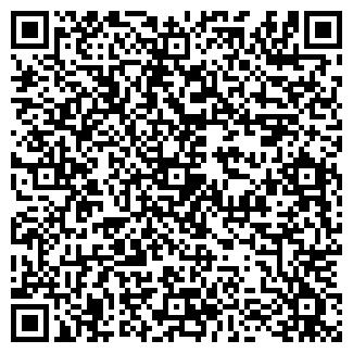 QR-код с контактной информацией организации МЕГАПРАЗДНИК
