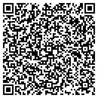 QR-код с контактной информацией организации ООО КАДР