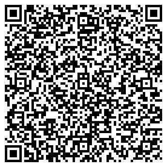 QR-код с контактной информацией организации ПОПОВСКАЯ НАЧАЛЬНАЯ ШКОЛА