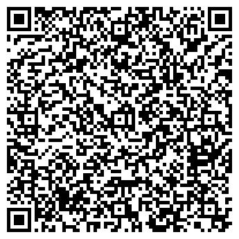 QR-код с контактной информацией организации ЧЕРДАКЛИНСКОЕ РТП ОАО