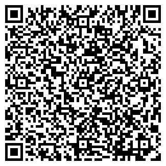 QR-код с контактной информацией организации УСПЕНСКИЙ ХРАМ