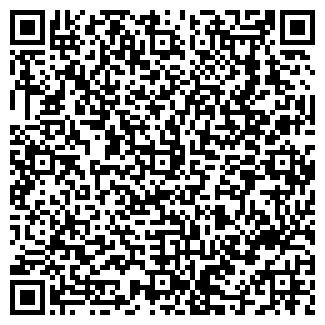 QR-код с контактной информацией организации БИСАТ-К ТОО