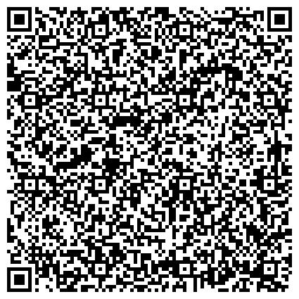 QR-код с контактной информацией организации Министерство природопользования и экологии Республики Башкортостан